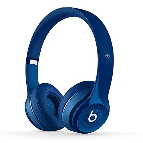 beats by dr.dre Solo2 BLUEの写真01。おしゃれなヘッドホンをおすすめ-HEADMAN(ヘッドマン)-