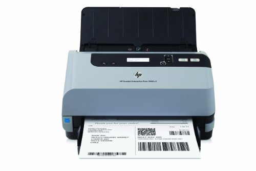 Lowest Price! HP Scanjet 5000s2 Document Scanner