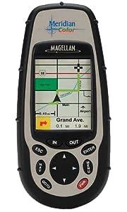 Magellan Meridian 2.2-Inch Portable GPS Navigator by Magellan