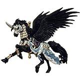 Nene Thomas Couture Carousel Horse Raven Black