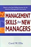 img - for Management Skills for New Managers   [MGMT SKILLS FOR NEW MANAGERS] [Paperback] book / textbook / text book