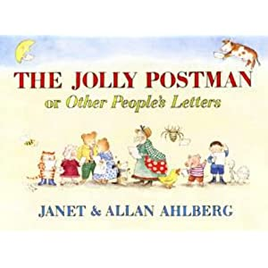 The jolly postman by j a ahlberg how wee learn the jolly postman by j a ahlberg spiritdancerdesigns Images