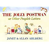 The Jolly Postmanby Janet Ahlberg