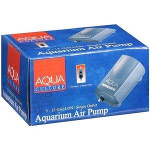 Imagen de Cultura Aqua 5-15 galones sola salida acuario bomba de aire