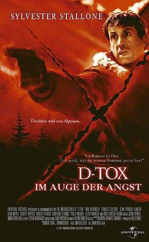 D-Tox - Im Auge der Angst [VHS]