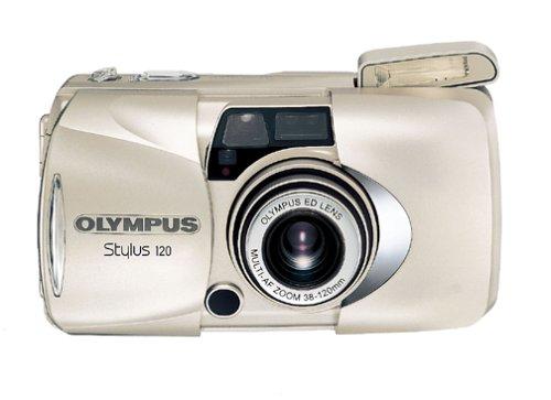 Olympus Stylus 120 35mm Camera w/ Zoom