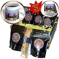 Rich Diesslin KNOTS Scout Cartoons - Knots Hiking Adventure - Real Adventure - Coffee Gift Baskets - Coffee Gift Basket