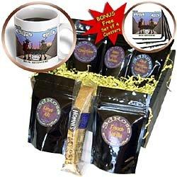 Rich Diesslin KNOTS Scout Cartoons - Knots Hiking Adventure - Real Adventure - Coffee Gift Baskets - Coffee Gift Basket