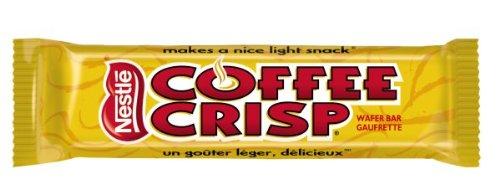 Coffee Crisp Chocolate, 18-Pound Box of Bulk