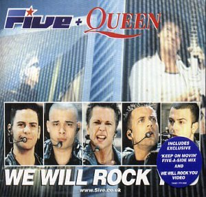 We Will Rock You, Pt. 1