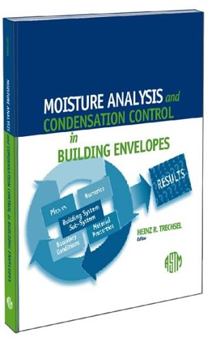 Moisture Analysis and Condensation Control in Building Envelopes