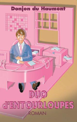 Couverture du livre Duo d'entourloupes