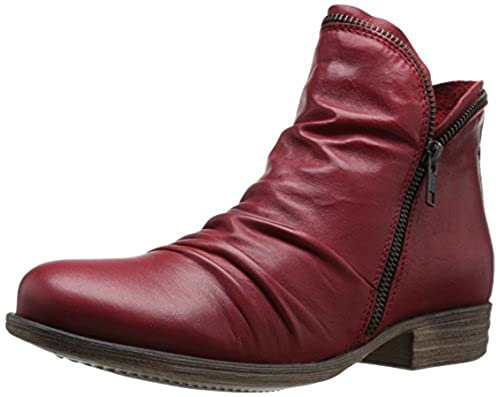 6. Miz Mooz Women's Luna Ankle Boot