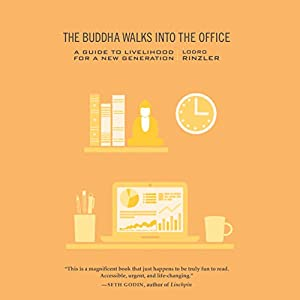 The Buddha Walks into the Office Audiobook