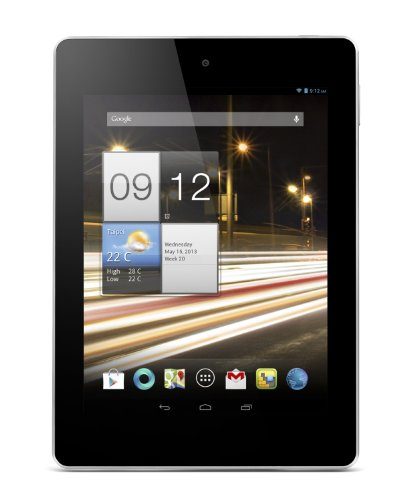 Acer Iconia A1-810-L416 7.9-Inch 16 GB Tablet (Tick someone off Expired ashen)