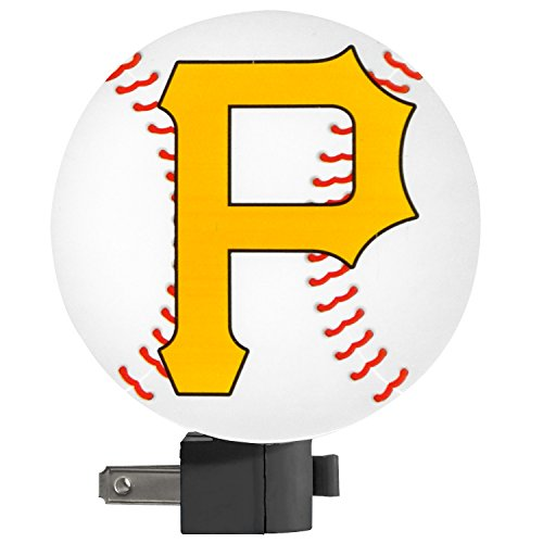 MLB Pittsburgh Pirates Night Light - 1