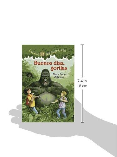 Buenos Das, Gorilas: La Casa del Arbol # 26 (La Casa Del Árbol)