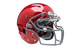 Buy Schutt Sports Vengeance DCT Varsity Football Helmet, Small, Scarlet by Schutt