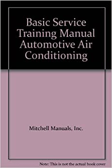 automotive air conditioning service manual