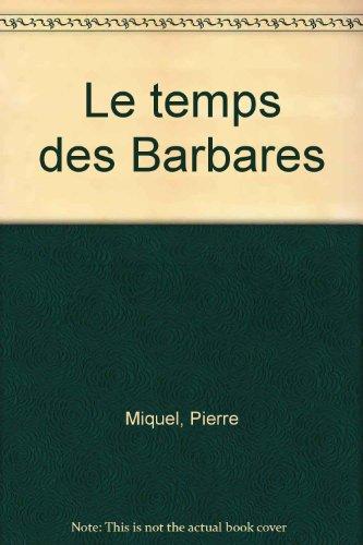 Calice 2017 le temps des barbares - Le grill des barbares ...