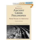 Readings in Ancient Greek Philosophy, (4 Fourth Edition): from Thales to Aristotle