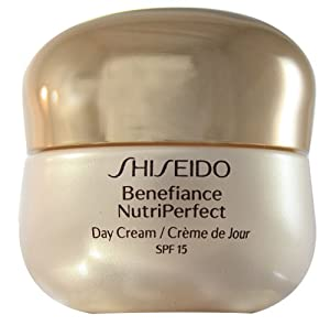 Shiseido Benefiance Nutriperfect Day Cream SPF 15 Pro-Fortifying 50ml