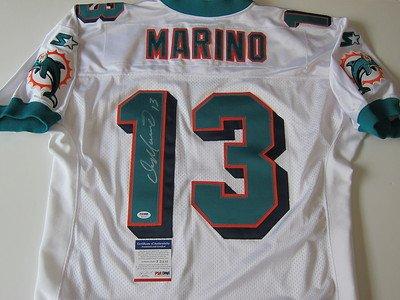 new products 0394e 540e4 1 Dan Marino Signed Jersey - Dolpins P21105 - PSA DNA ...