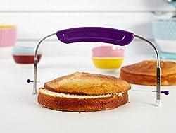 Smart Cake Cutter Leveler Slicer for all Type of Cakes by KurtzyTM