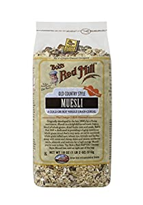 Bob's Red Mill Old Country Style Muesli, 40-Ounce Bags (Pack of 4)