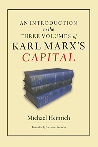 An Introduction to the Three Volumes of Karl Marx's Capital PDF