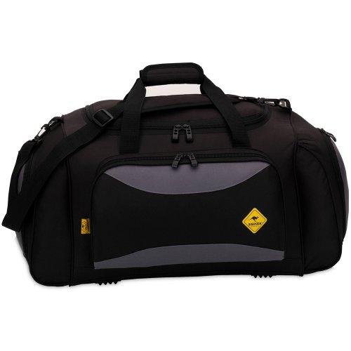 Roadsign Reisetasche schwarz Sporttasche 52 l