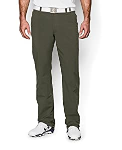 Under Armour Men's UA Match Play Golf Pants - Straight Leg Waist/Length 32/32 Rough