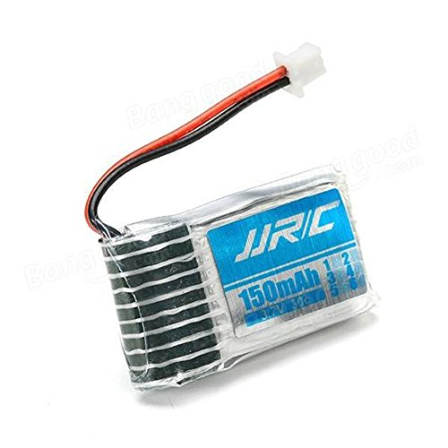 Kingtoys®150mAh 3.7V 30C Batterie de JJRC H20 RC Quadcopter Pièces