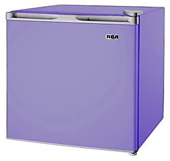 rca rfr160 purple fridge 1 6 cubic feet. Black Bedroom Furniture Sets. Home Design Ideas
