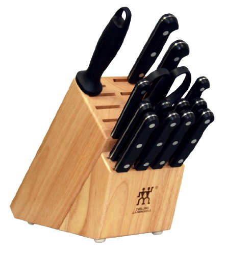 Zwilling JA Henckels Twin Gourmet 15-Piece Block Set
