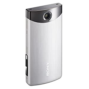 Sony Bloggie Touch (MHS-TS10/S) - 4 GB, 2 Hour (Silver)