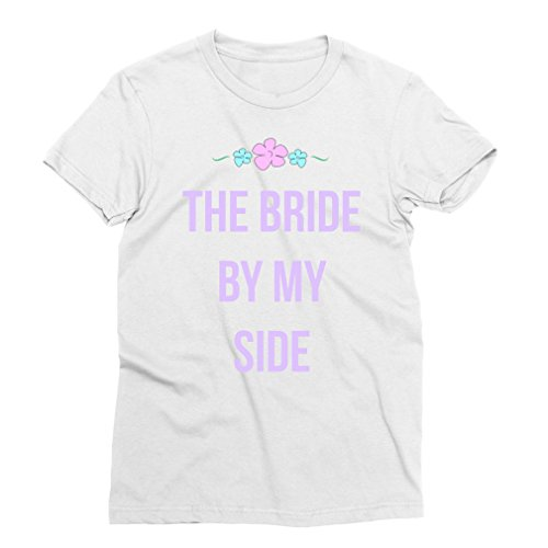 New per uomo The Bride By My Side Exclusive Quality T-shirt per uomo 2XL Shirt