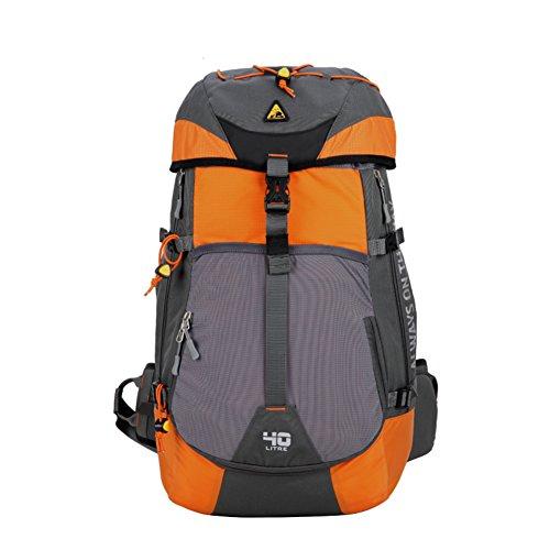 Outdoor sac d'escalade / sac en camping / randonnée sac à bandoulière / sac à dos grande capacité-Orange 1 40L