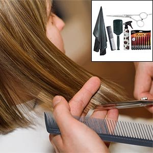Kareco Professional Home Hair Cutting Kit
