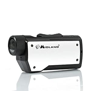 Midland XTC-280 HD Action Camera (5.2MP, CMOS Sensor)
