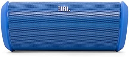 JBL Flip II Sistema Audio Portabile, Wireless, Bluetooth, Blu