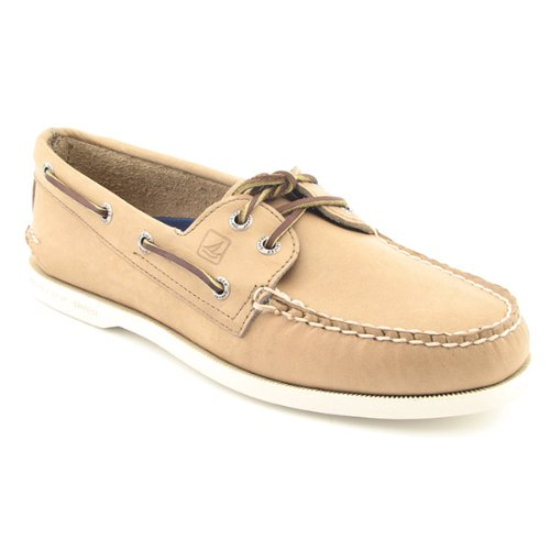 Sperry Top-Sider Men's Authentic Original Deck Shoes,Oatmeal,12 M US