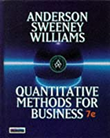 Quantitative Methods for Business by Anderson