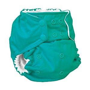 Rumparooz Cloth Pocket Diaper, Peacock Snap