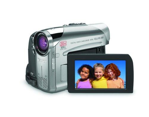Canon Elura 100 MiniDV Camcorder