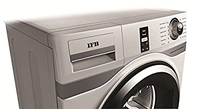 IFB Senorita Smart Fully-automatic Front-loading Washing Machine (6.5 Kg, White)