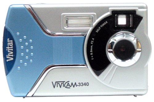 Vivitar ViviCam 3340
