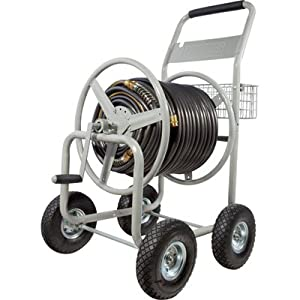 Roughneck Roughneck Hose Reel Cart - Holds 400ft. x 5/8in. Hose