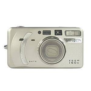 Minolta Zoom 160 C 35mm Camera (2479-461) (2479-461)