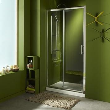 porte de douche douche coulissante 39 marie 39 100x190 cm bricolage m451. Black Bedroom Furniture Sets. Home Design Ideas